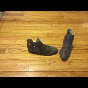 SteveMadden leather boots size 38